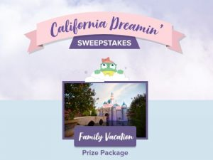 Free family vacation giveaways